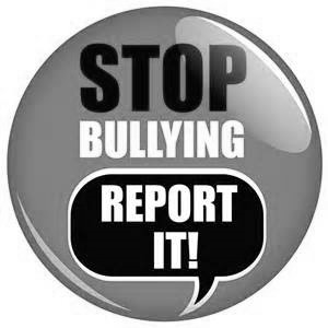Stop Bullying, Report it