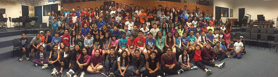 LSI Students Panorama